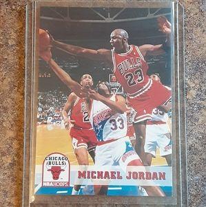 Other - Michael Jordan Sports Memorabilia Collector's Card